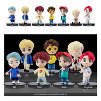 BTS Idol Action Figure KPOP Merch