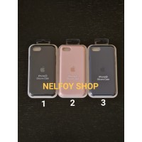 IPhone NEW SE Silicone Case Cover Hard Original Design Casing Hardcase