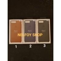 IPhone NEW SE Leather Case Cover Hard Original Design Casing Hardcase