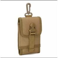 Best Tas Pinggang A27 Cowo IMPOR Tactical Bag WATERPROOF utk Dompet HP