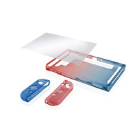 NYKO Nintendo Switch Thin Case color Clear -637-