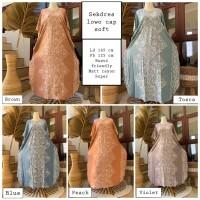 longdres lowo jumbo - gamis jumbo - longdres hanida batik cap