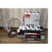 PAKET CCTV DAHUA 16 CHANNEL HD 2MP HDD 1TB
