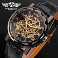 Winner WRG8008 / 8018 Skeleton Automatic Watch / Jam Tangan + Box