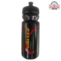 United K409 Botol Minum Sepeda Tanpa Tutup Hitam