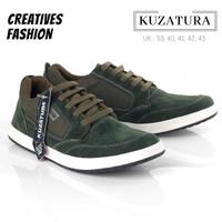 Sepatu Sneaker Pria Original Kuzatura - KSU KZR 571