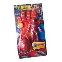 sarung tangan action figure ironman avengers