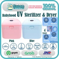Babyhood Disinfectant Cabinet UV Sterilizer with Dryer