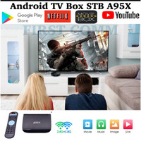 Android TV BOX A95X 4K Ultra HD Smart TV Box Android TV #1