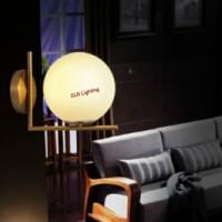 Lampu dinding minimalis modern kamar tidur ruangan dekorasi