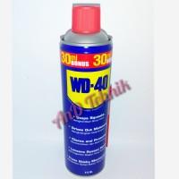 WD 40/WD 40 412ml Pelumas Anti Karat/Multi Use Product