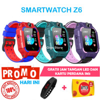 Jam Tangan Anak Imo Z6 Smartwatch Anak Imo Z6 Imoo Smart Watch Anak - Hijau
