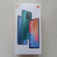 Xiaomi redmi note 9 ram 6 - 128