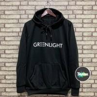 hoodie / jaket / sweater / hoodie pria greenlight unisex