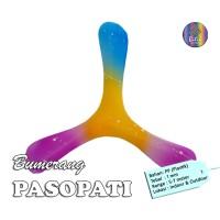 Mainan Anak Edukatif Tradisional Bumerang Boomerang Pasopati