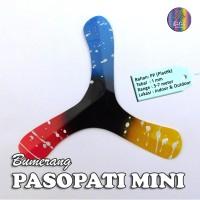 Mainan Anak Edukatif Tradisional Bumerang Boomerang Pasopati Mini