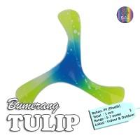 Bumerang Boomerang TULIP Mainan Anak Edukatif Tradisional Sport Fun