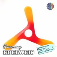 Bumerang Boomerang EDELWEIS Mainan Anak Edukatif Tradisional Sport Fun