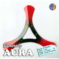 Bumerang Boomerang AURA Mainan Anak Edukatif Tradisional Sport Fun
