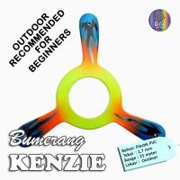 Bumerang Boomerang KENZIE Outdoor Mainan Edukatif Tradisional