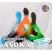 Mainan Anak Edukatif Kreatif Sport Bumerang Boomerang Asoka