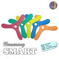 Bumerang Boomerang SMART Mainan Anak Edukatif Tradisional Sport Fun