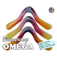 Mainan Anak Edukatif Tradisional Bumerang Boomerang Omega