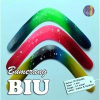 Mainan Anak Edukatif Tradisional Bumerang Boomerang Biu