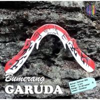 Bumerang Boomerang GARUDA Outdoor Mainan Edukatif Tradisional