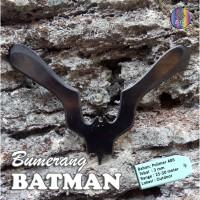 Bumerang Boomerang BATMAN Outdoor Mainan Edukatif Tradisional