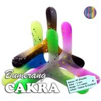 Mainan Anak Edukatif Tradisional Bumerang Boomerang Cakra