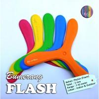 Bumerang Boomerang Flash Mainan Anak Edukatif Tradisional Sport Fun