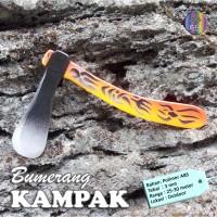 Bumerang Boomerang KAMPAK Outdoor Mainan Edukatif Tradisional