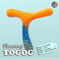Bumerang Boomerang TOGOG Mainan Anak Edukatif Tradisional Sport Fun