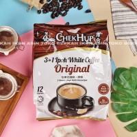 ChekHup Ipoh White Coffee Original 3in1 / Chek Hup 3 in 1 Malaysia