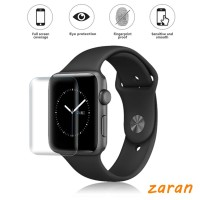 zri Soft Full Cover Screen Protector for iWatch 4 44MM Ultra-thin