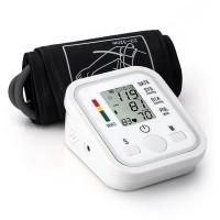 1Pc Tensimeter Pengukur Tekanan Darah Digital Otomatis dengan
