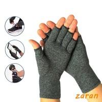 zri Moisturizing Gloves Anti Arthritis Copper Fingerless gloves