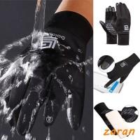 zri Sport Neoprene Waterproof Touch Screen Thermal Gloves Mittens