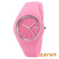 zri SKMEI Women Quartz Watch Female Wrist Watch Silicone Strap