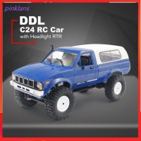 C-24 4WD 1:16 RC Car Off Road Crawler Climbing Toys with Headlight