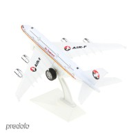Alloy Airbus A380 Air - F Airplane Model Diecast Toy Kid Adult Gift