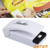 zri Mini Handy Instant Heat Seal Kitchen Storage Plastic Bag Manual