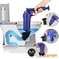 zri Toilet Plunger, Air Drain Blaster, Pressure Pump Cleaner Pump