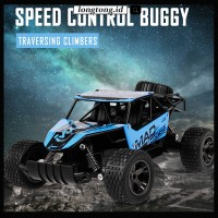 RC Monster Truck Off-Road Buggy 2.4G Remote Control