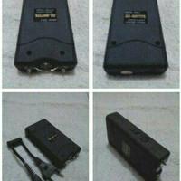 Senjata Kejut Listrik/Alat Setrum/StunGun Stun Gun plus Senter LED