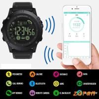 zri SPOVAN PR1 Bluetooth Men's Sport Digital Watch 50m Waterproof