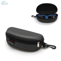 KMZipper Eye Glasses Sunglasses Hard Case Box Portable Protector