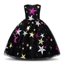 zri Girls Dress Children Dresses For Girl Prom Party Gowns Kids
