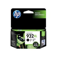 Tinta Catridge Hp 932xl Black Original - Hitam